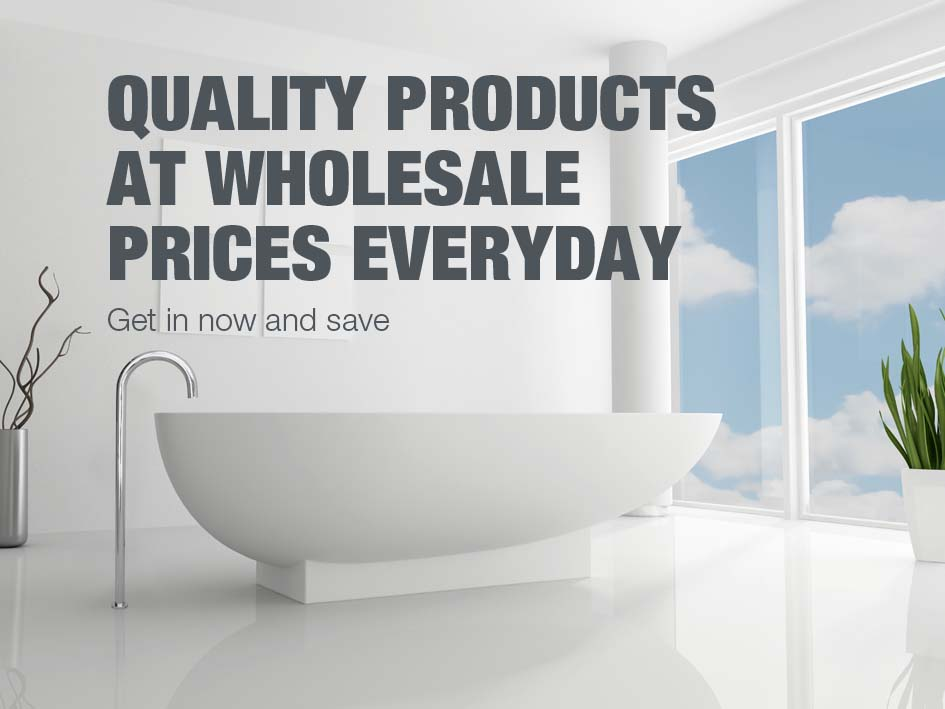 Catalogue promotion for WHO Bathroom Warehouse